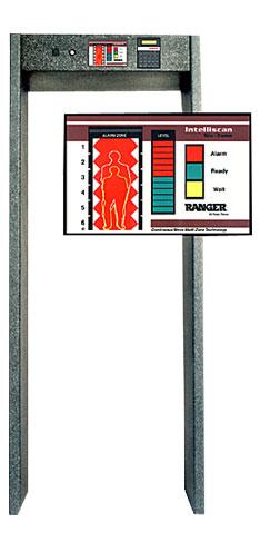 арочный металлодетектор RANGER Intelliscan6-Zone