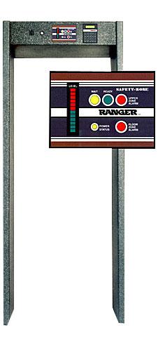 арочный металлодетектор RANGER SafetyZone